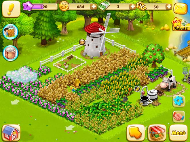 Spiel Dorfleben